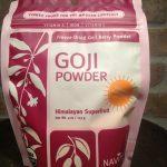 Navitas Naturals Organic Goji Powder