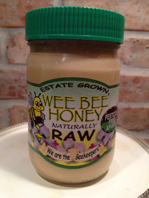 Wee Bee - Raw Honey