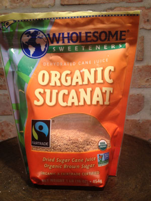 Wholesome Sweeteners Organic Sucanat