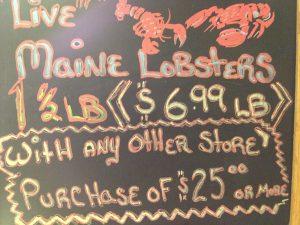 LobsterSign