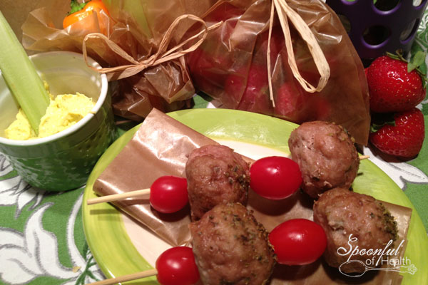 Turkey-Balls