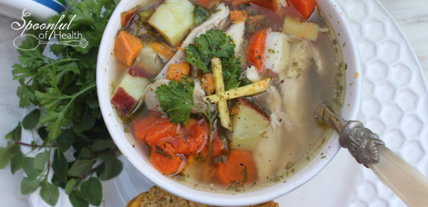 World's Most Healing Soup