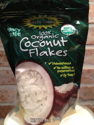 Let's Do Organic - Organic Coconut Flakes