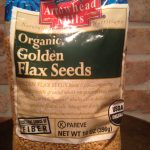 Arrowhead Mills Organic Golden Flax Seeds