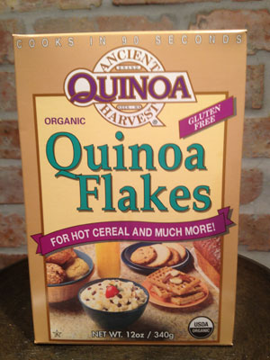 Ancient Harvest Organic Quinoa Flakes