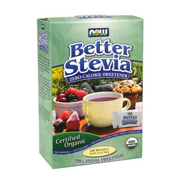 Now Foods Organic Stevia