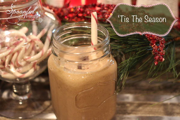 Chocolate Peppermint Smoothie